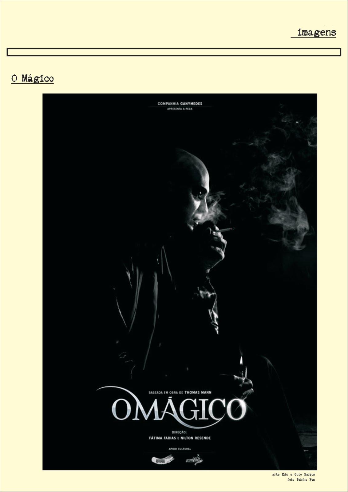 Imagens: O mágico
