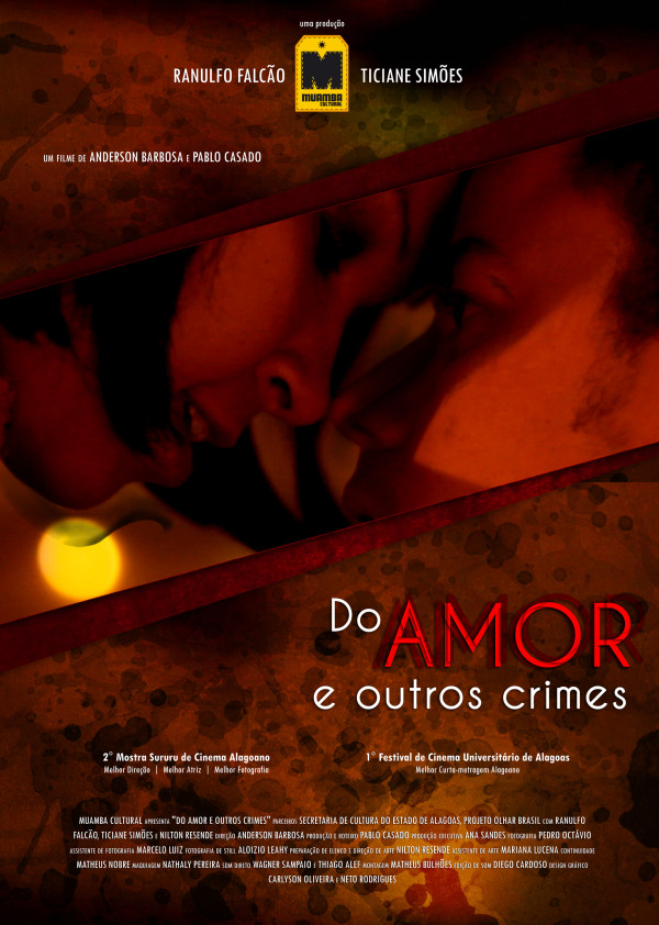 do amor e outros crimes